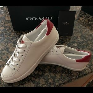 Shoes - Coach sneaks